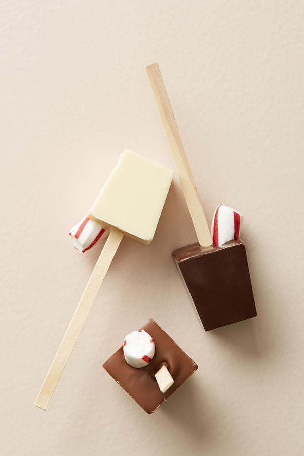 Hot Chocolate Antropologie gifts for your host