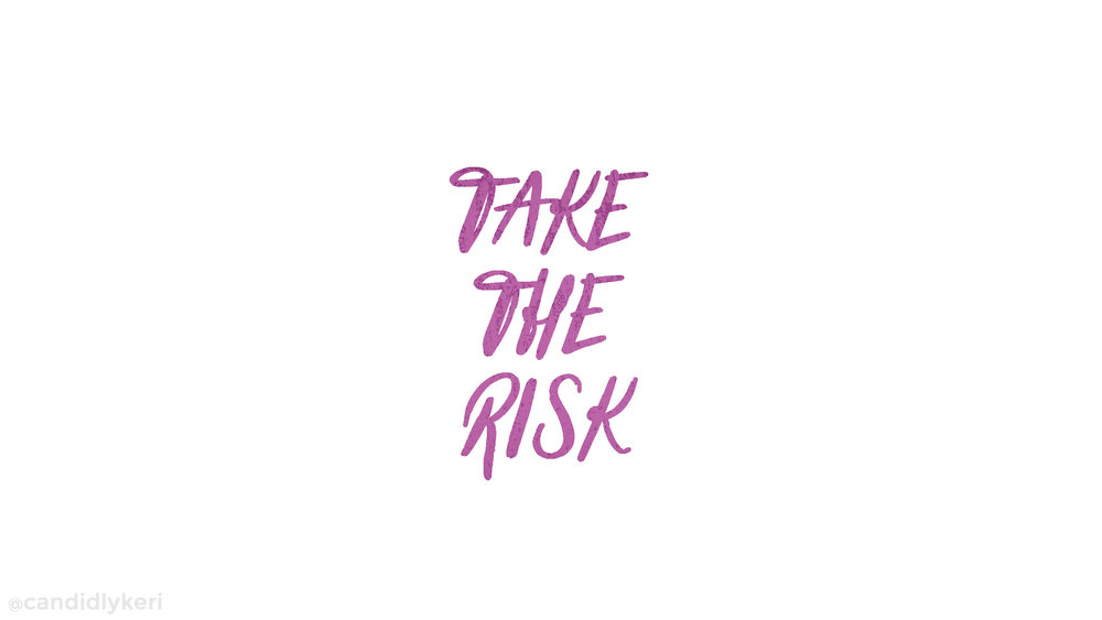 take the risk desktop