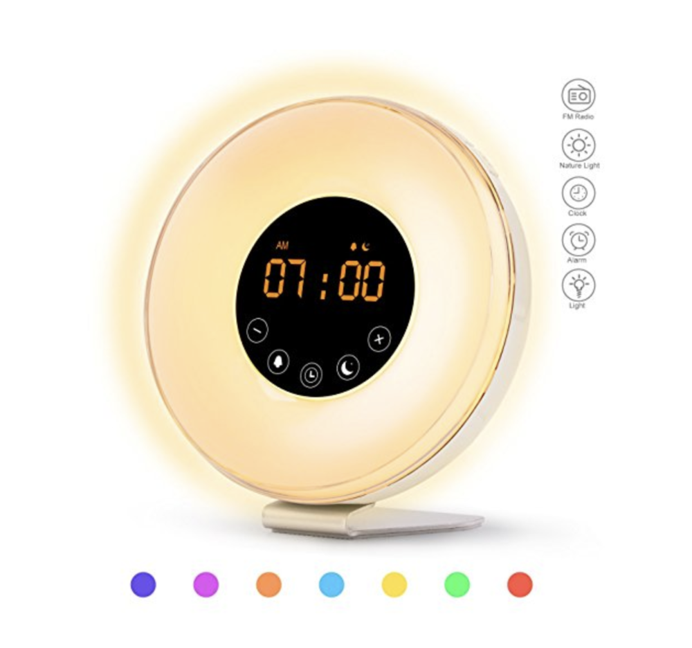 Sunrise Alarm Clock Amazon Review