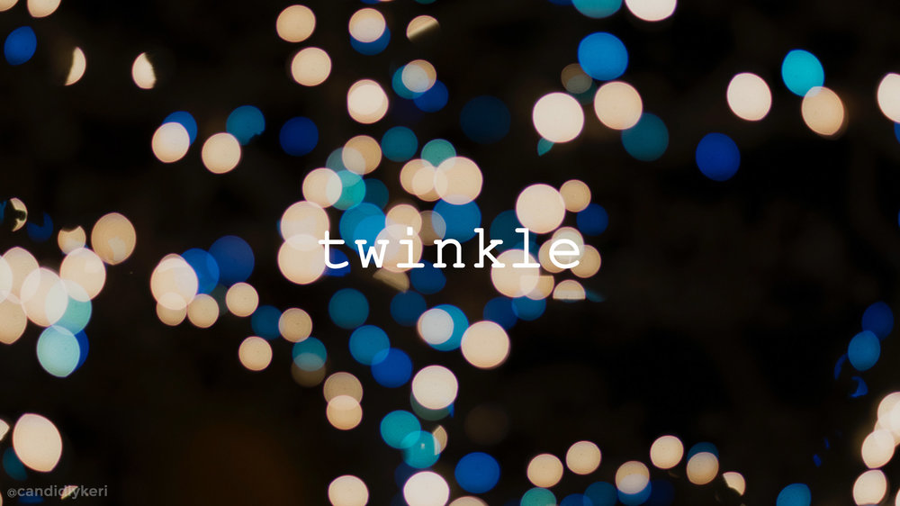 Christmas Holiday Wallpaper Twinkle