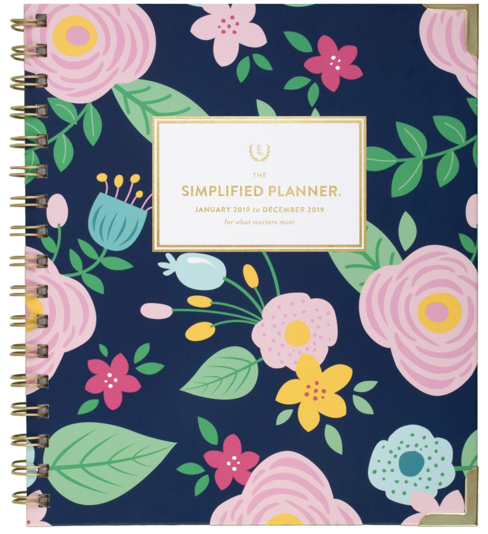 Pretty looking planners