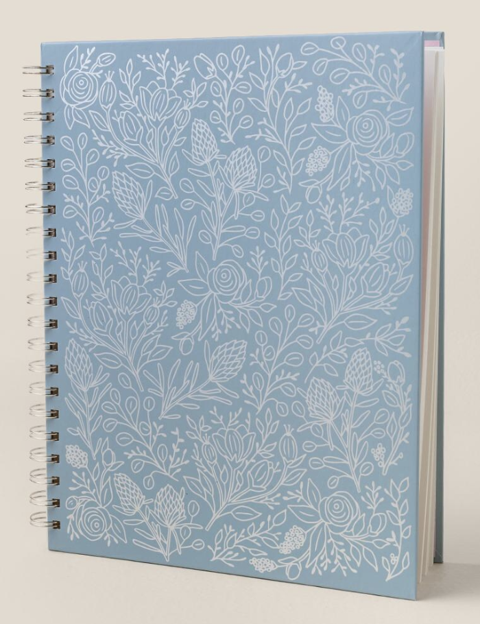 Journal perfect for the new year and making lists