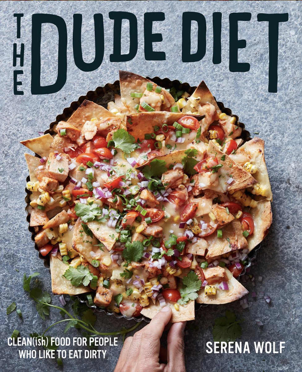 Dude Diet Cookbook Review