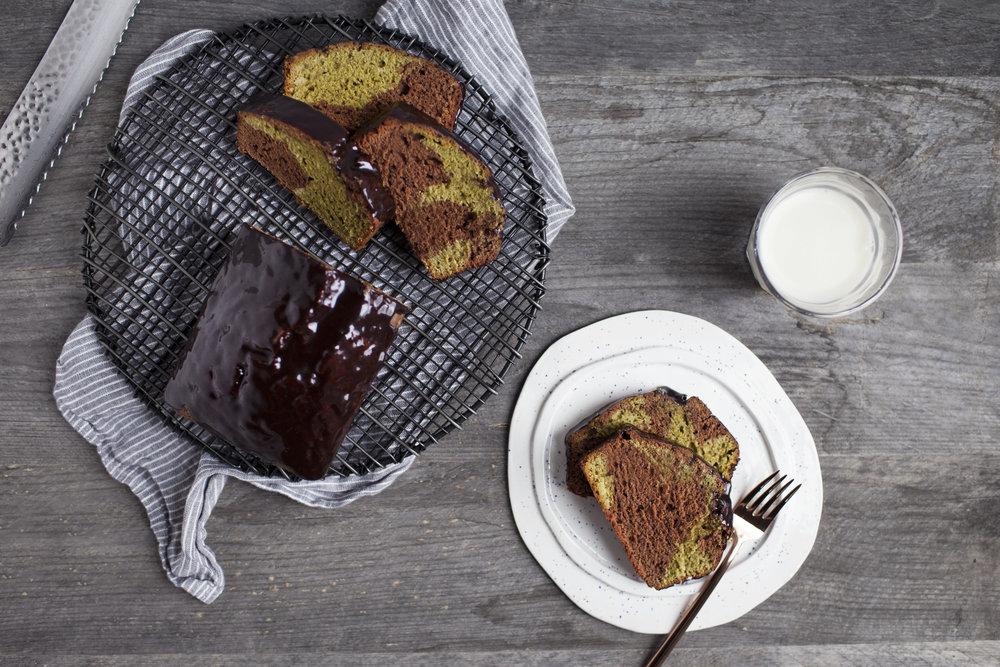 matcha chocolate marble pound cake viiii.jpg