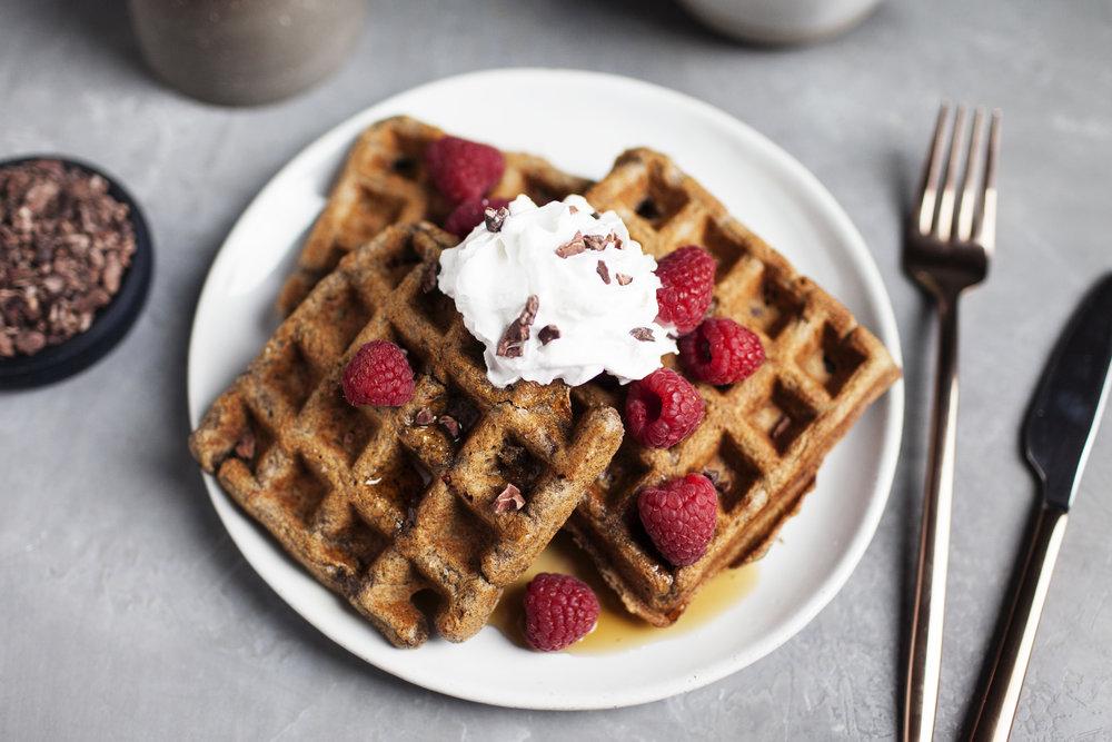 buckwheat cocoa nib waffles vii.jpg