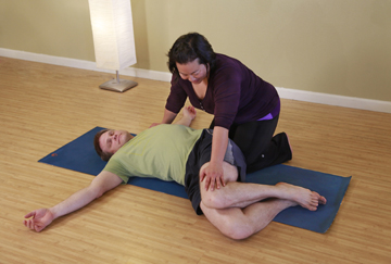 Lorraine's private instruction schedule is full at this time.