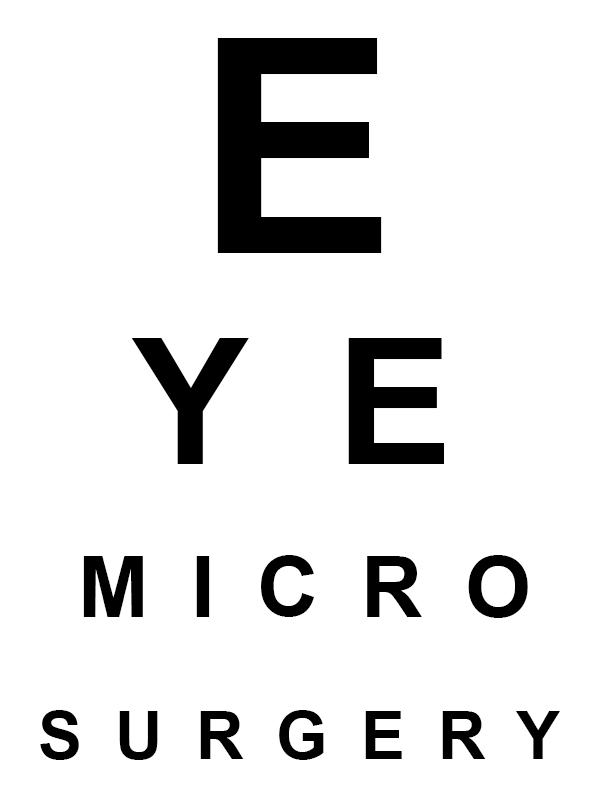 Eye Microsurgery