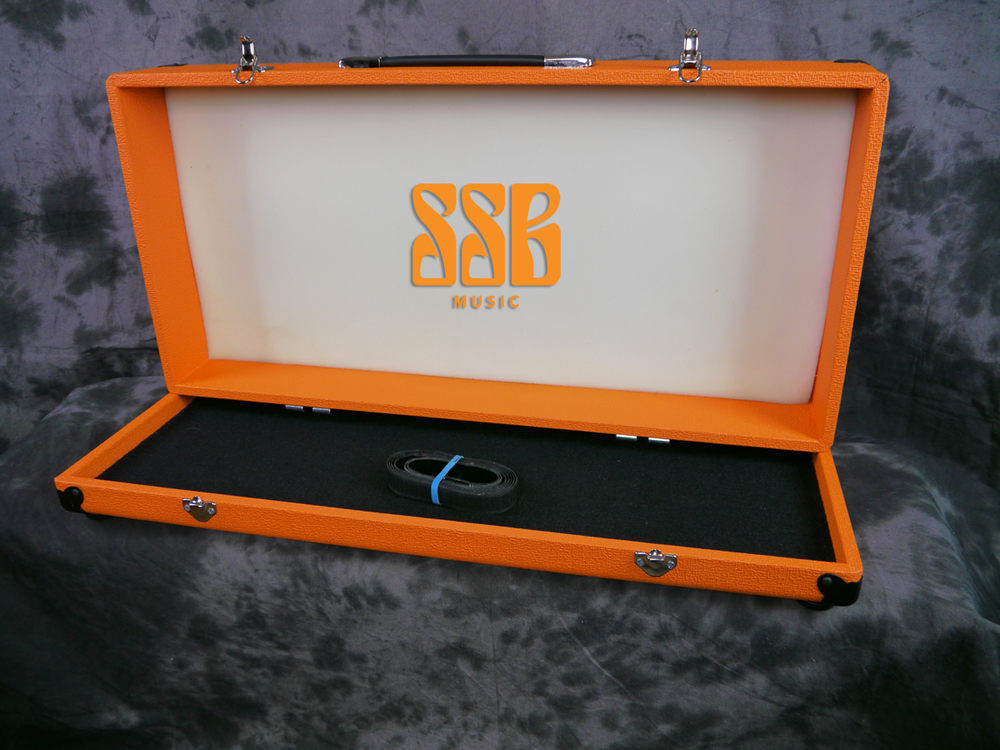Son Set Beach Custom Stompbox Pedal Board Design