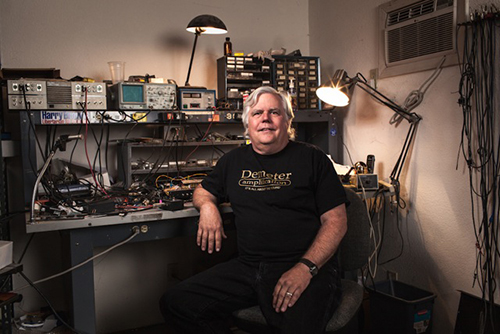 A life-long passion for sound For more than thirty years James Demeter has been designing and building some of the best sounding audio gear ever made. The amount of care and quality that goes into every one of our products is unparalleled in the industry. We make everything by hand in our family run shop in Templeton, California, and rigorously test every piece of gear. Our products are built to last a lifetime and have been widely recognized by professional musicians and audiophiles as top quality. If you buy a piece of Demeter equipment you are making an investment that will last you throughout your entire playing career.