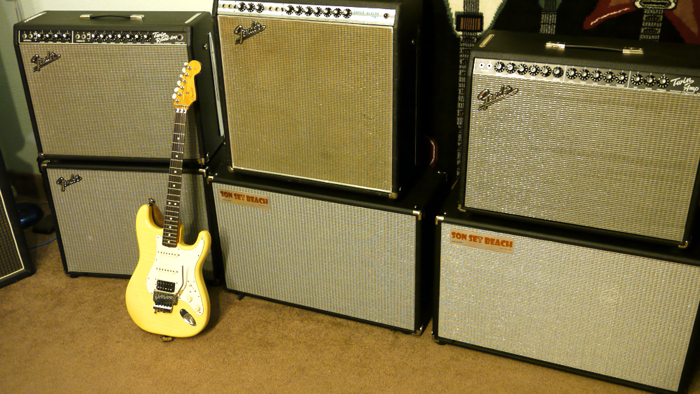 71 Start on Fender Amps.jpg