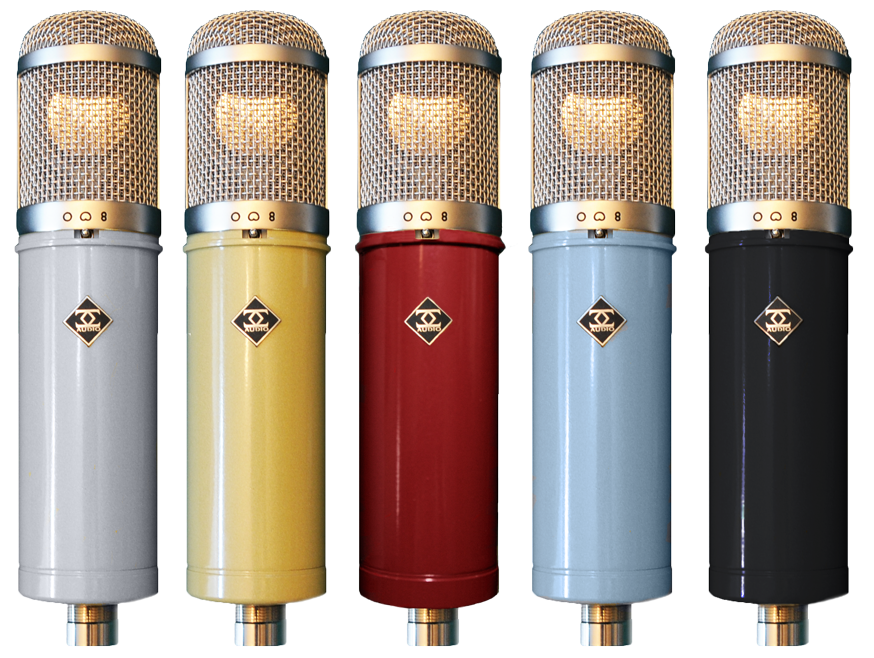 ADK Custom Shop FET Microphones