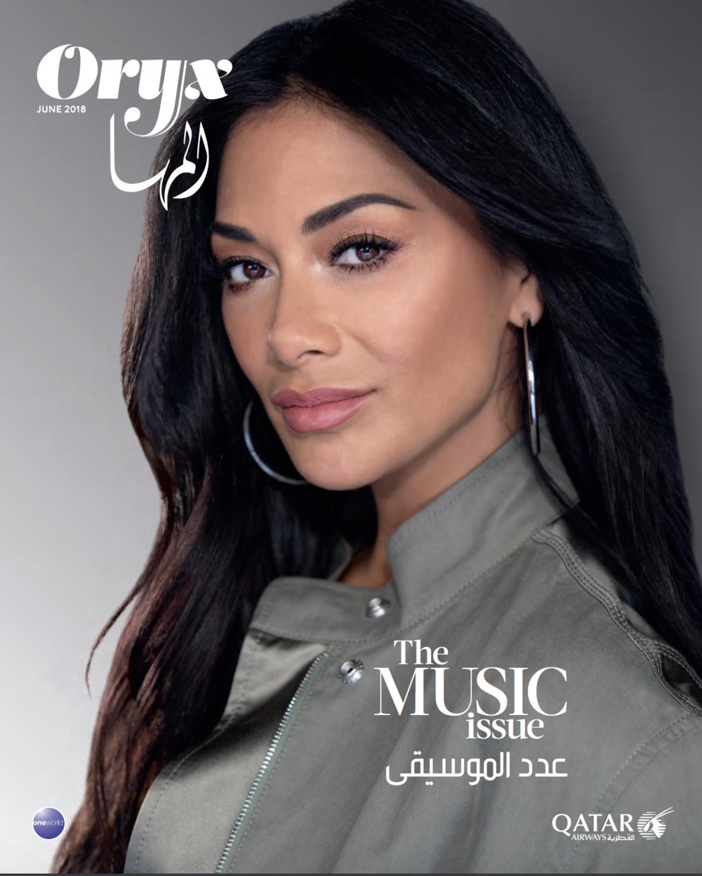 Qatar Airways Oryx In-Flight Magazine June 2018