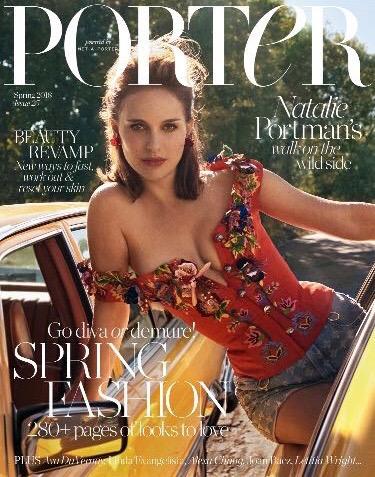 PORTER Magazine Spring 2018