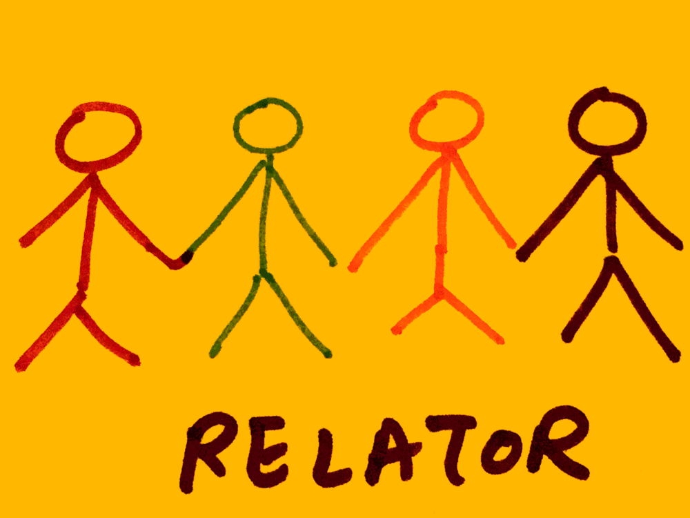 Relator StrengthsFinder Singapore People Holding Hands