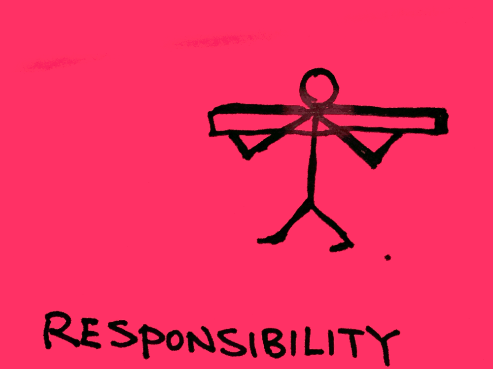 Responsibility StrengthsFinder Singapore Man Carrying Plank Shoulders