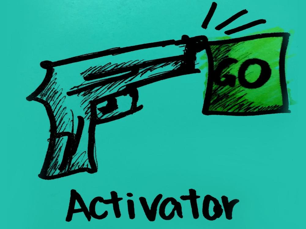 Activator StrengthsFinder Singapore Gun Go