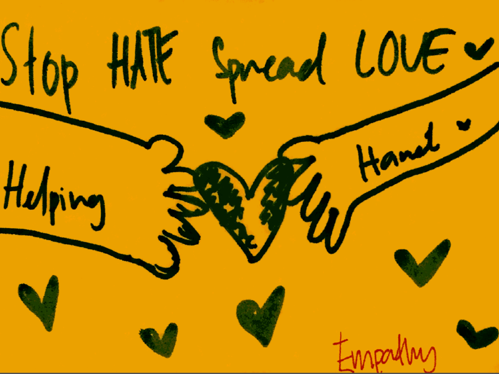 Empathy StrengthsFinder Singapore Spread Love Not Hate