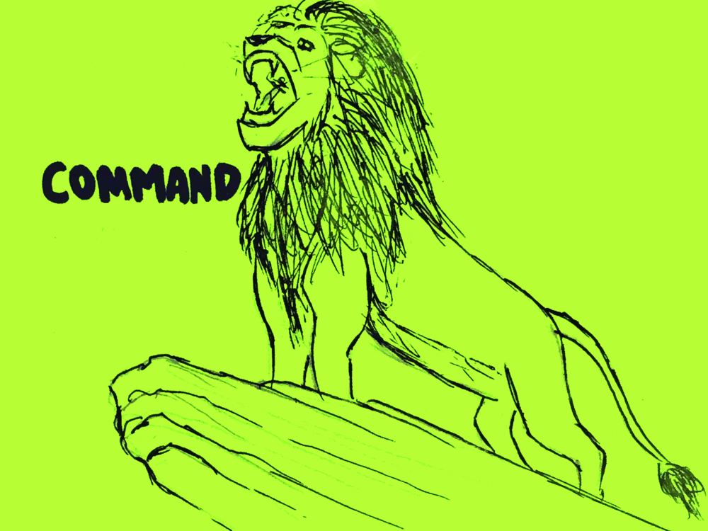 StrengthsFinder Command Singapore Lion King Rock Mountain