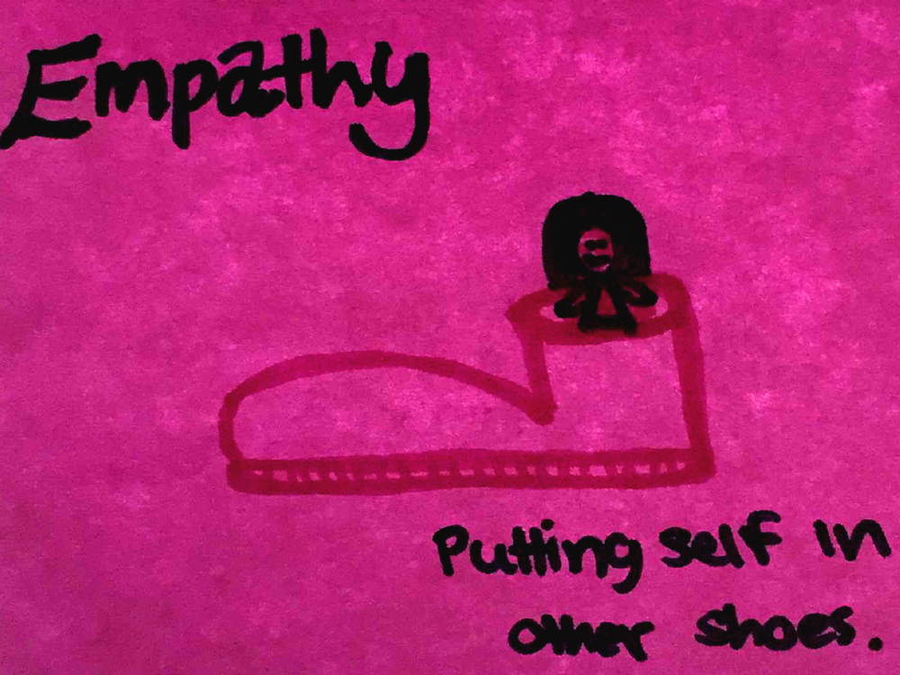 Empathy StrengthsFinder Singapore Putting Self in Others Boots