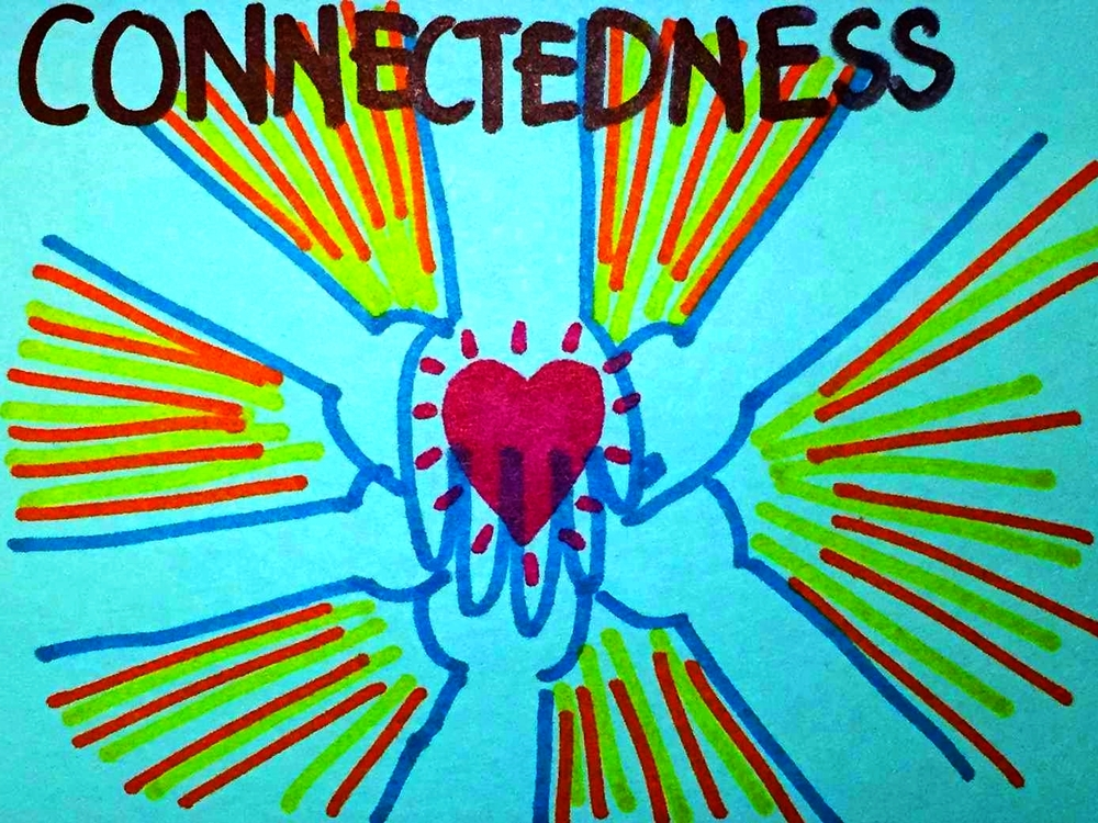 Connectedness StrengthsFinder Singapore Hands Together