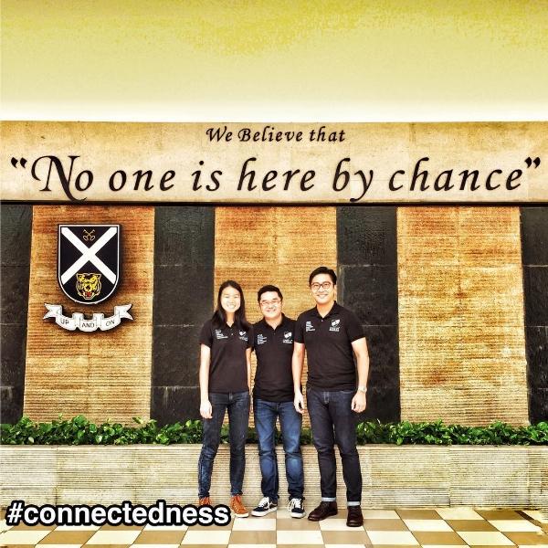 StrengthsFinder Connectedness:Singapore SAJC (Saint Andrew's Junior College
