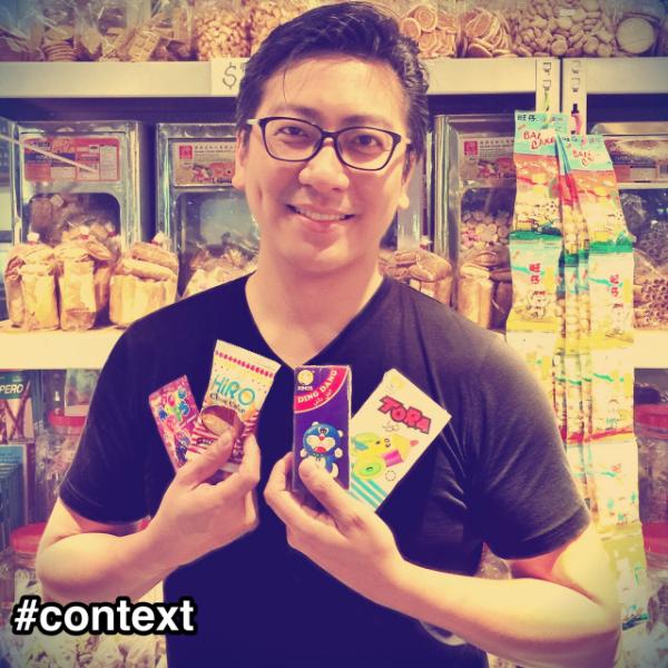 StrengthsFinder Context: Retro Singapore Sweets - Tora DingDang HiroChocCake MagicPop