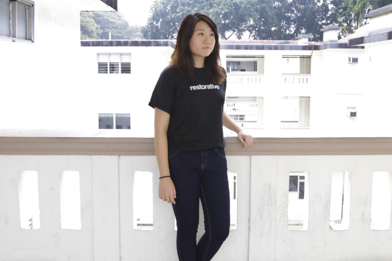 StrengthsFinder Restorative Strengths Tees. T-Shirt designed and brought to you by Strengths School™ Singapore