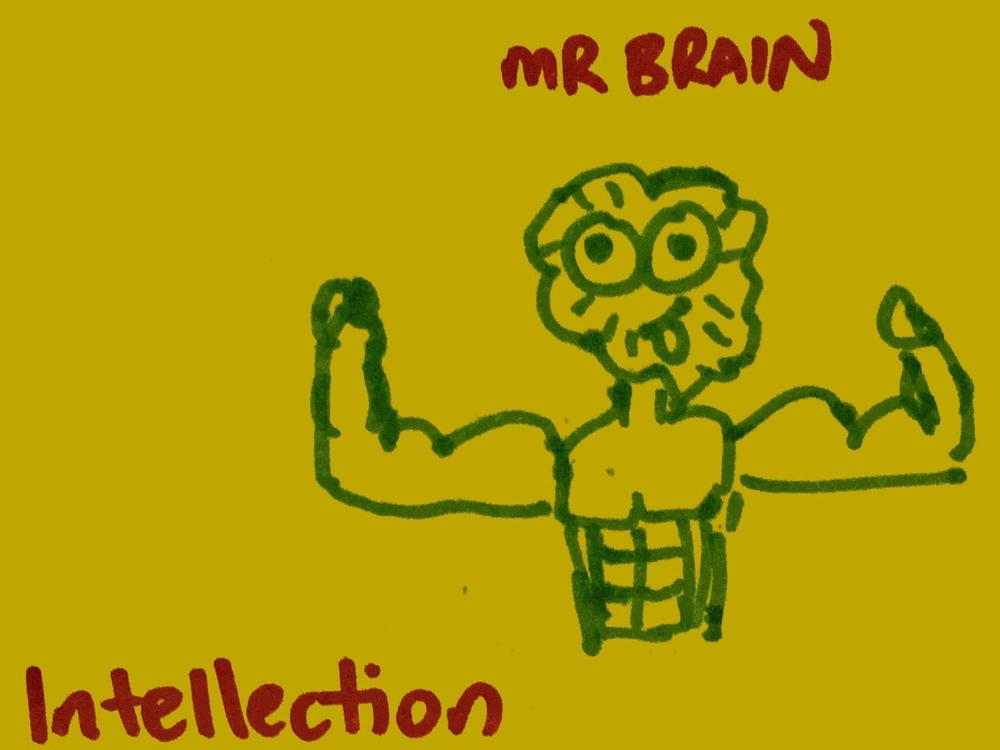 Intellection Strengthsfinder Singapore Mr Brain