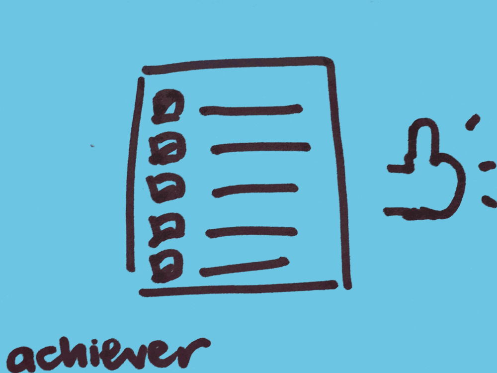 Achiever Strengthsfinder To Do List Good Job