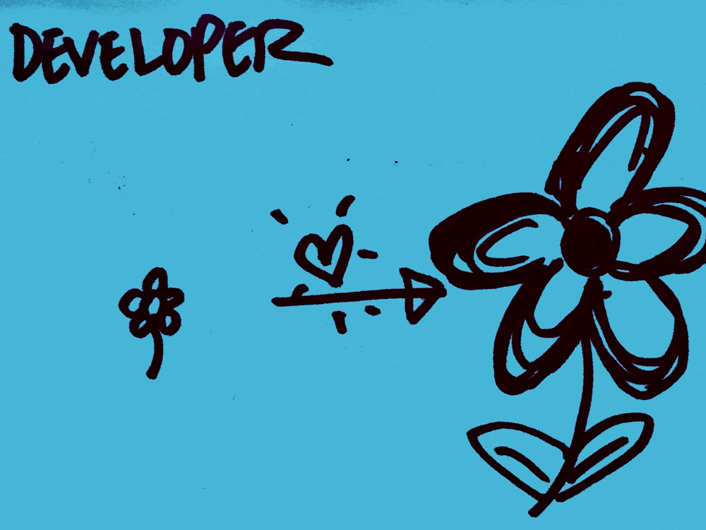 Developer Strengthsfinder Flower Germination