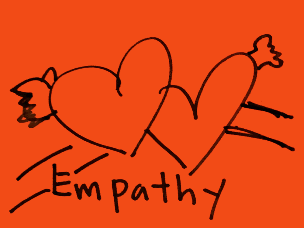 Empathy Strengthsfinder Heart Hands