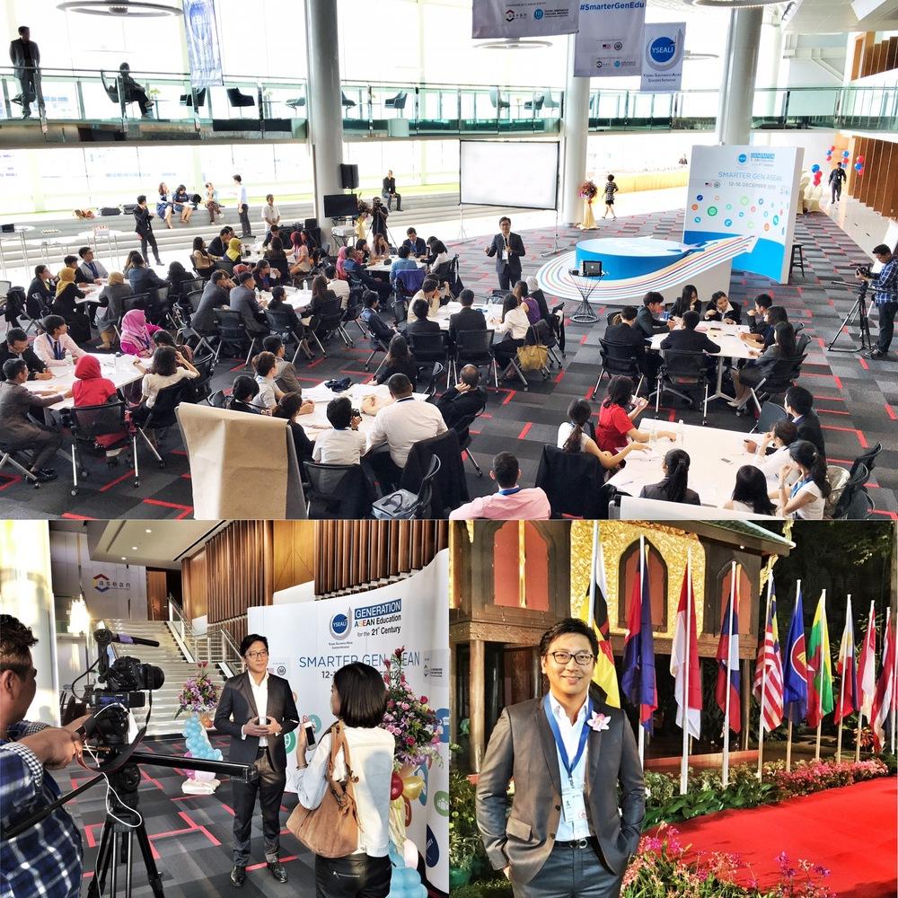 Representing Singapore:StrengthsFinder Leadership workshop for ASEAN future leaders