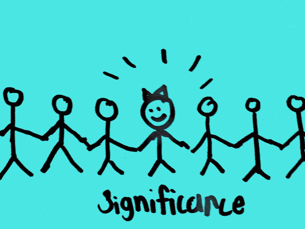 Significance Strengthsfinder Cat Ears Guy Stands Out NO SURPRISE