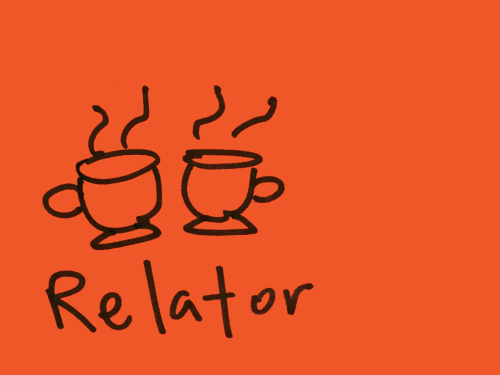 Relator Strengthsfinder Two Steaming Cups of Maybe Coffee