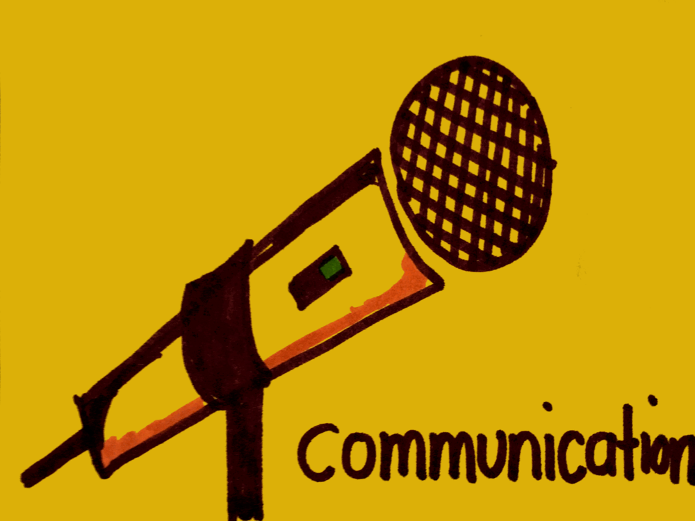 Communication Strengthsfinder Mic Speech
