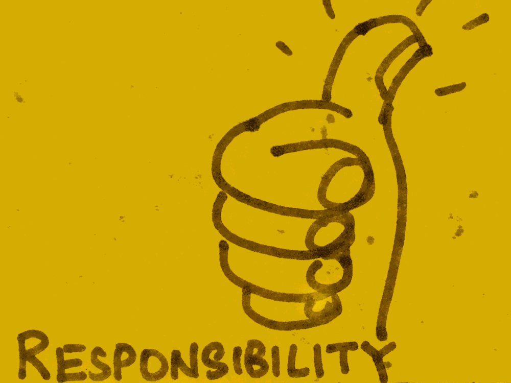 Responsibility Strengthsfinder Thuimbs Up