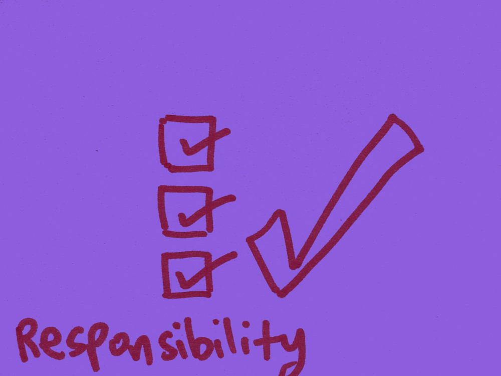 Responsibility Strengthsfinder To Do List Ticked