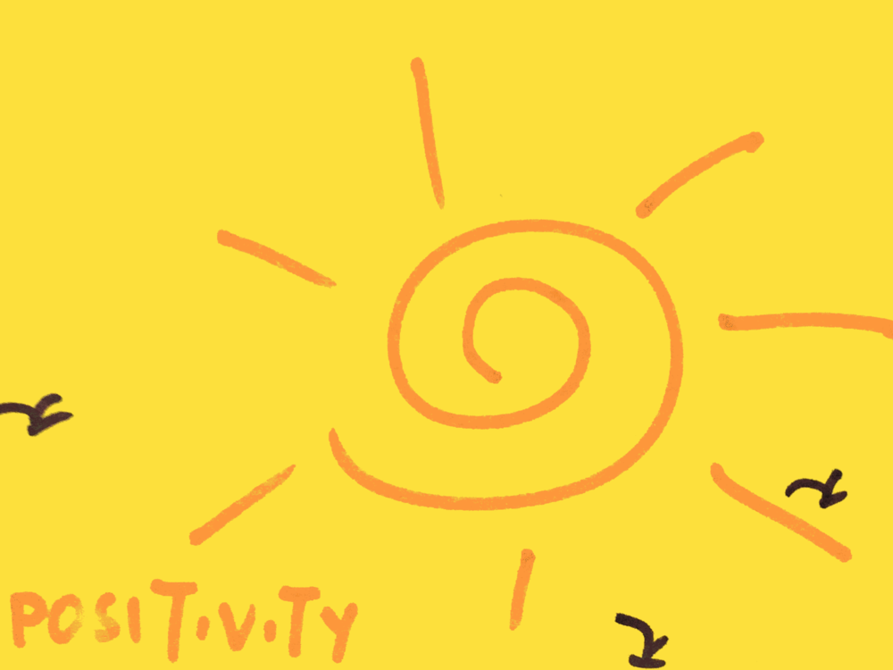 Positivity Strengthsfinder Birds Flying Near Sun GONNA BURN