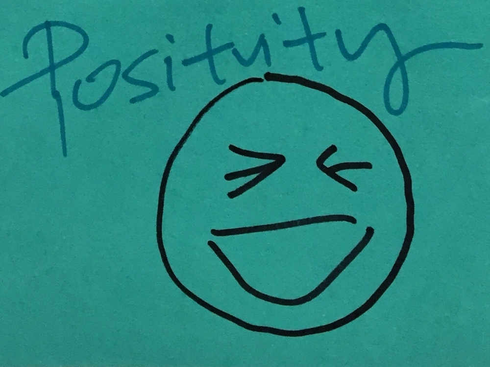 Positivity Strengthsfinder Happy Face