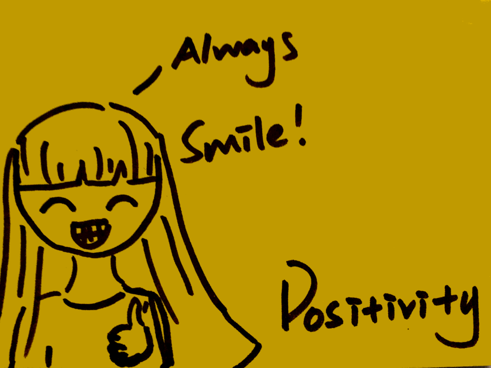 Positivity Strengthsfinder Always Smile