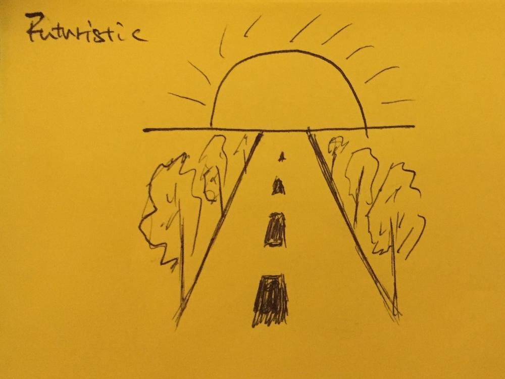 Futuristic Strengthsfinder Road Ahead