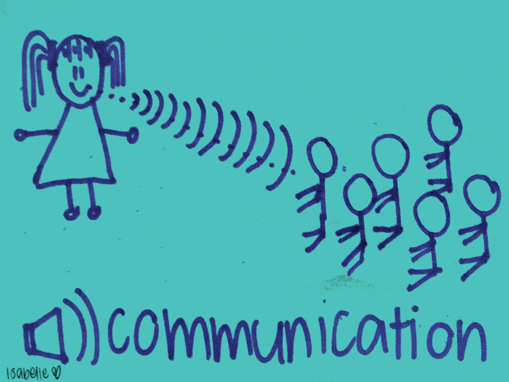 Communication Strengthsfinder Radiating Soundwaves to Innocent Children