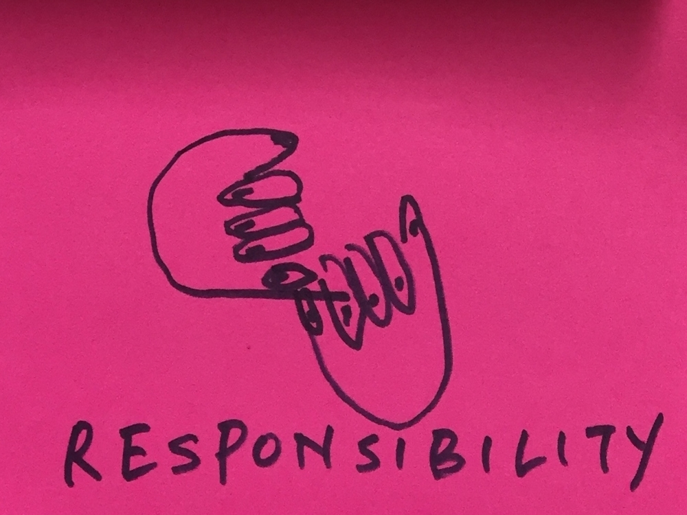 Responsibility Strengthsfinder Pinky Promise