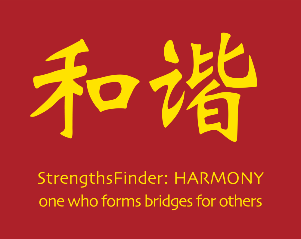 StrengthsFinder Red Packet Chinese New Year Strengths School Harmony