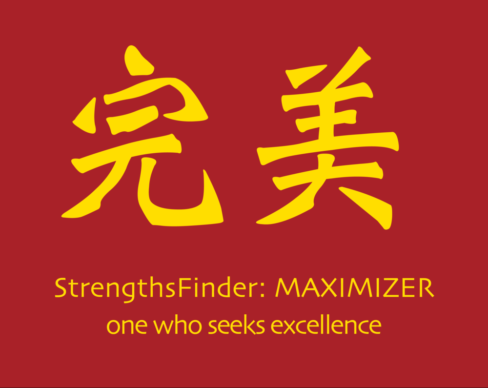 StrengthsFinder Red Packet Chinese New Year Strengths School Maximizer