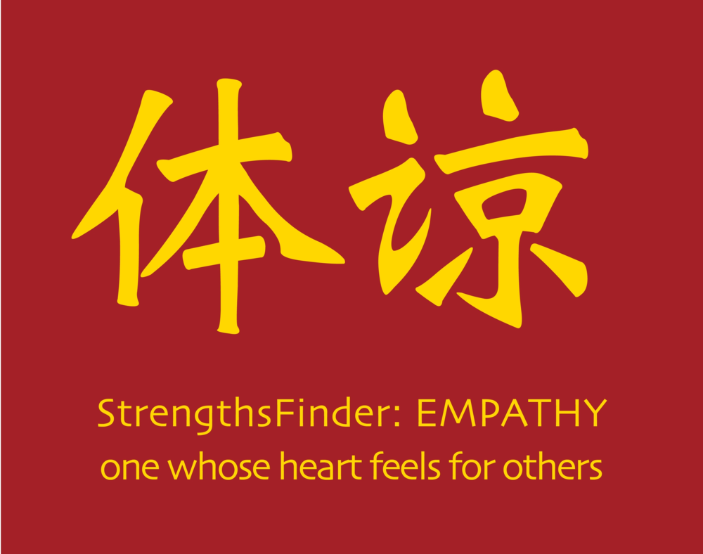 StrengthsFinder Red Packet Chinese New Year Strengths School Connectedness