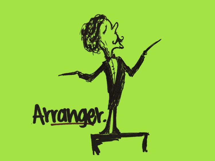 Strengthsfinder Arranger Conductor