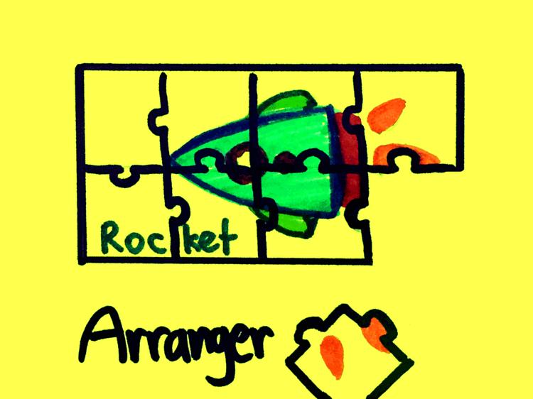 Strengthsfinder Arranger jigsaw puzzle