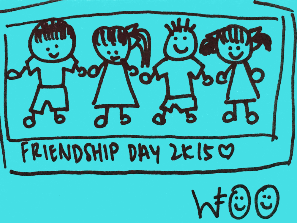 Woo Strengthsfinder Friendship Day 2k15
