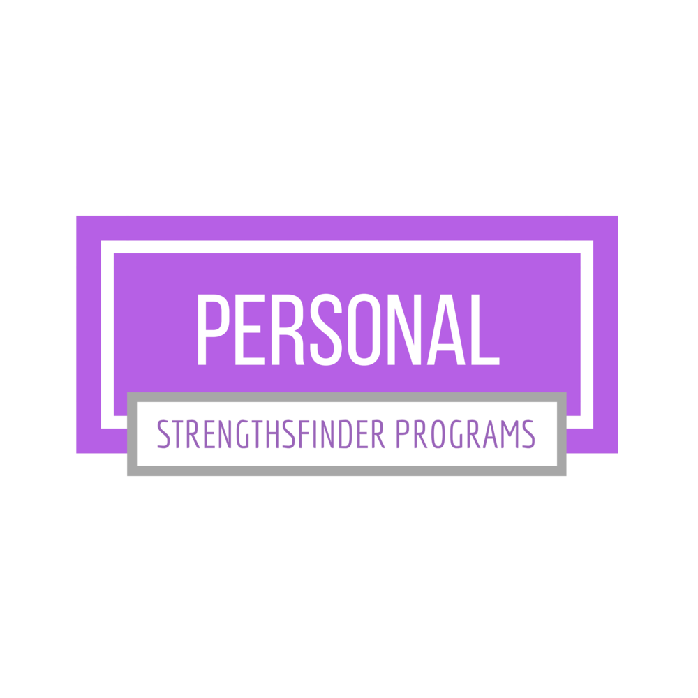Personal StrengthsFinder Strengths School Singapore
